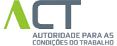 ACT logotipo cores